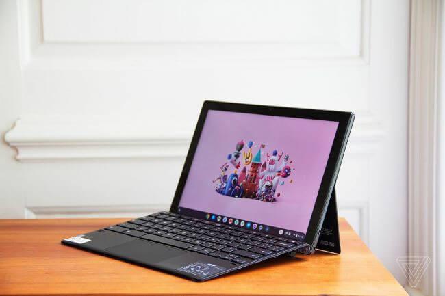 asuschromebook detachable cm3