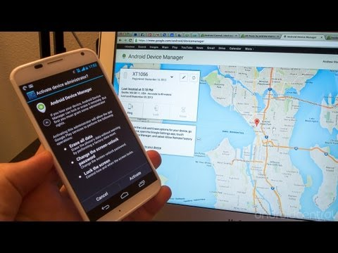 android manager device