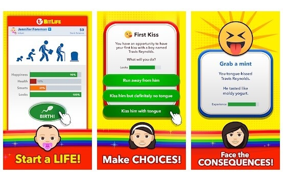 bitlife game themes