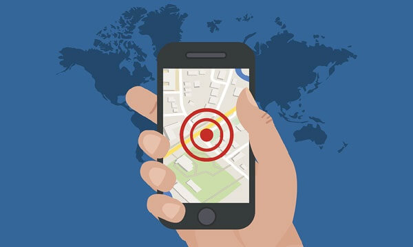 can track phone location