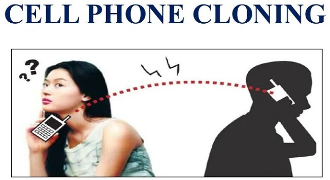 cell phone clone