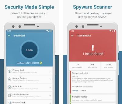 certo anti spyware
