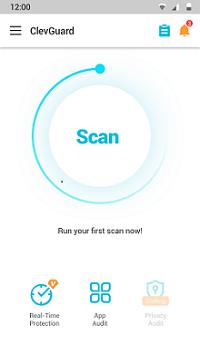 clevguard scanning