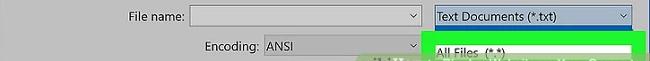 click all files
