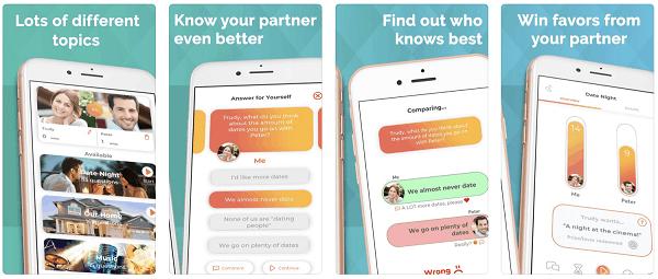 couple game app