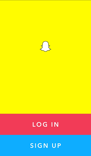 create a new snapchat account.png