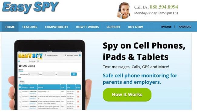 easy spy