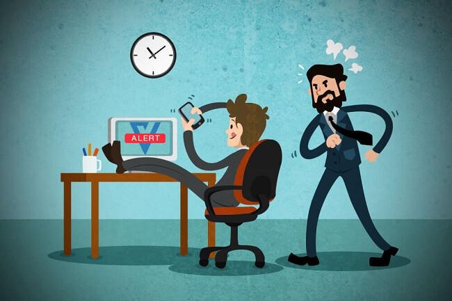employee productivity increasing