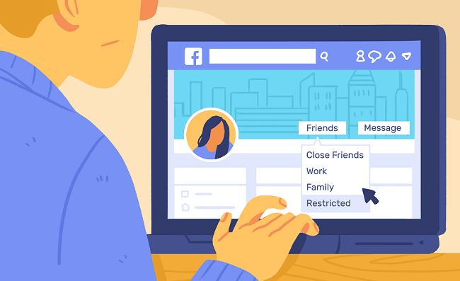 facebook restricted mode