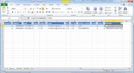 final xml files format