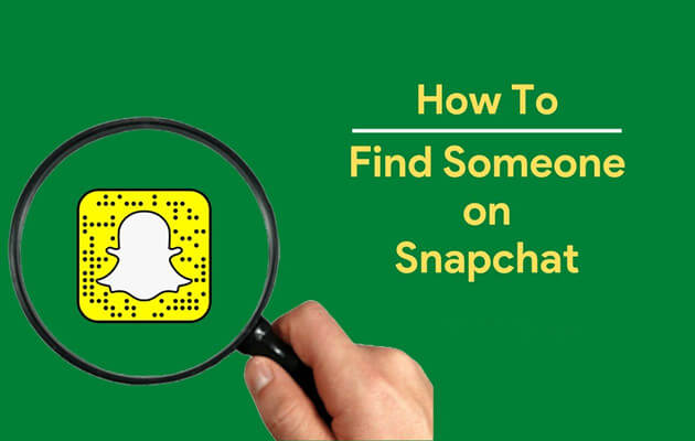 find someone who on snapchat