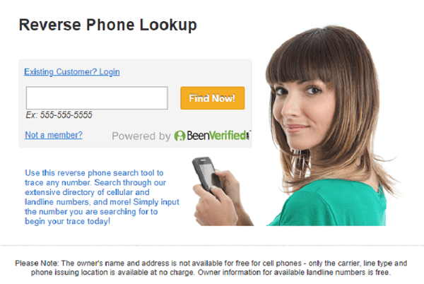 use freephonetracer to track down person who just texted you