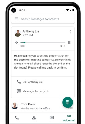 recording phone conversations with google voice