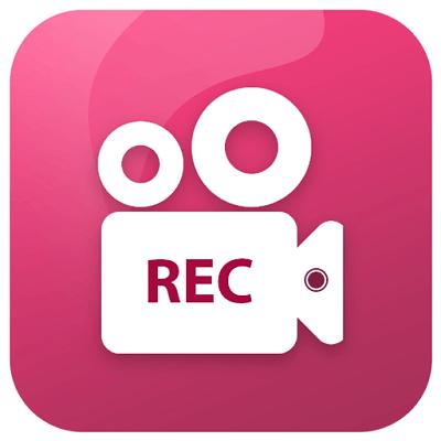 hidden screen recorder app logo