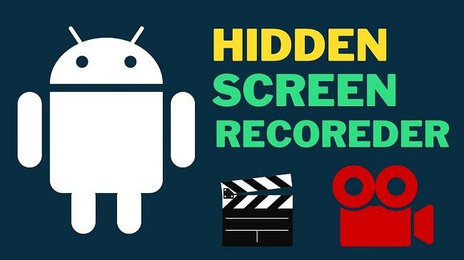 hidden screen recorder