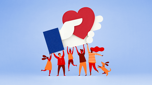 is facebook donation safe