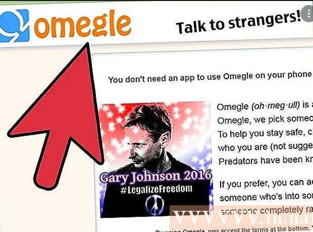 is omegles safe