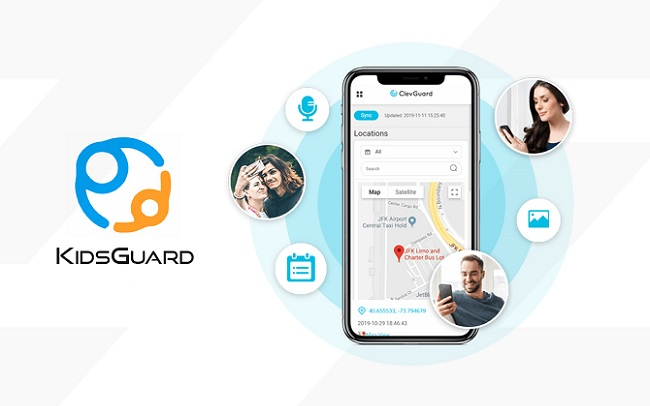 kidsguard pro for ios