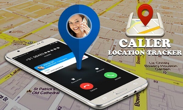 caller location tracker