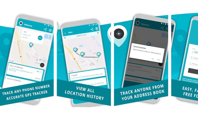 mobile tracker mtracker