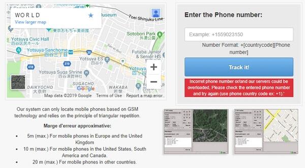 phone tracker app locate number