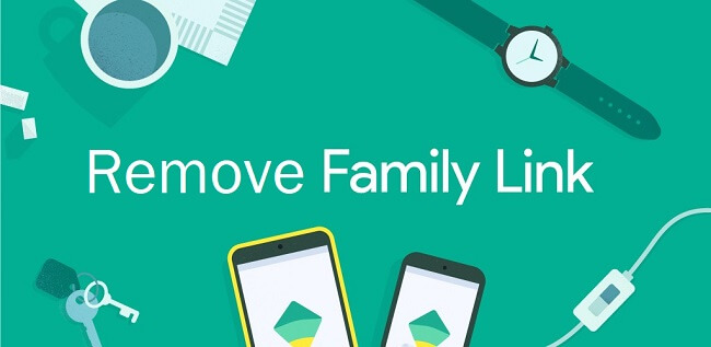 remove family link