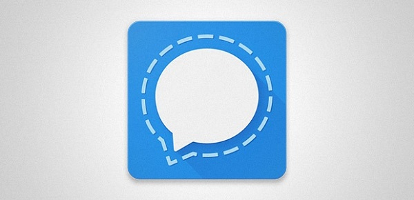signal private texting app