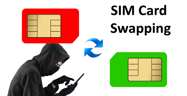 sim card swapping