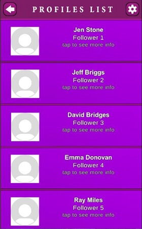 Profile who watched app your 10 Apps