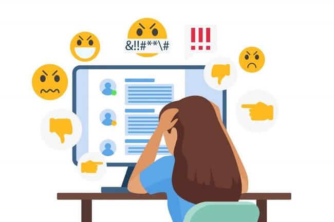 social media disadvantages