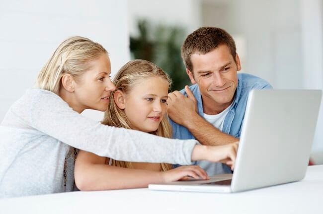 social media parents and kids