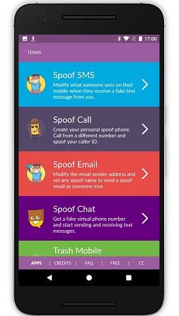 spoofbox app