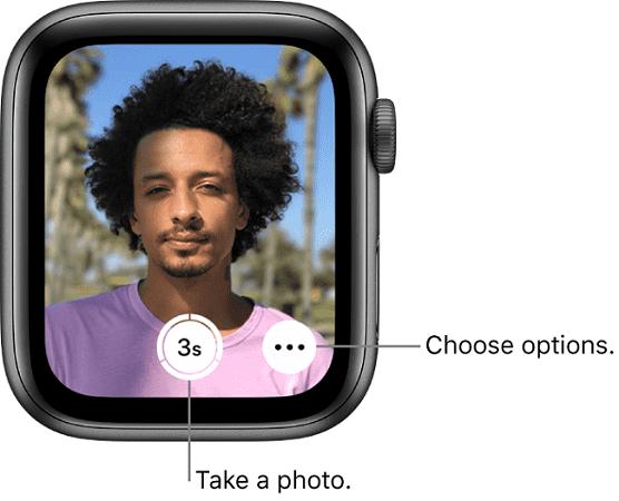 spy via apple watch