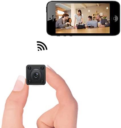 spy via hidden camera