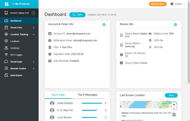 step3 dashboard