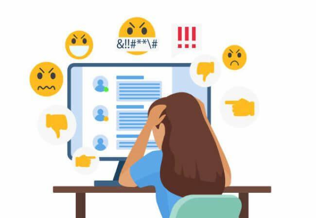 suffer cyberbullying