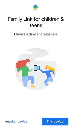 supervise child device