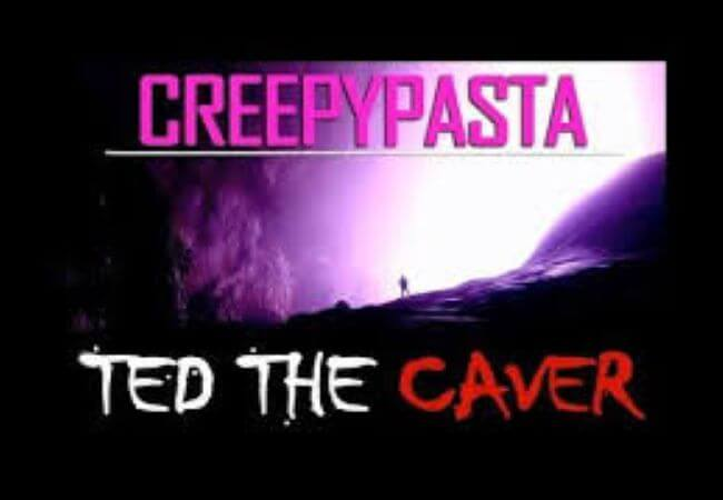 ted the caver