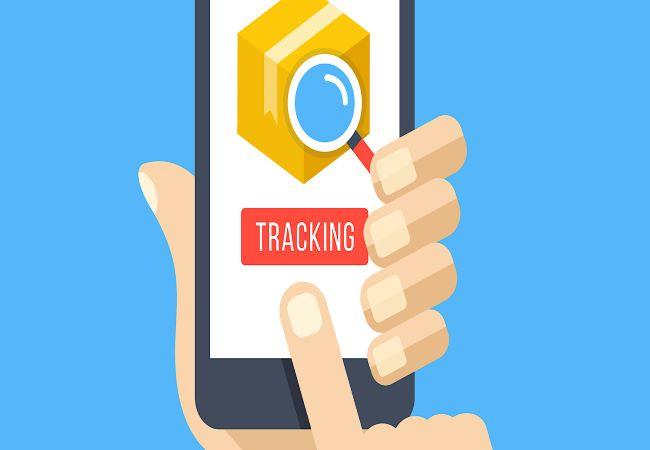 tracking someone