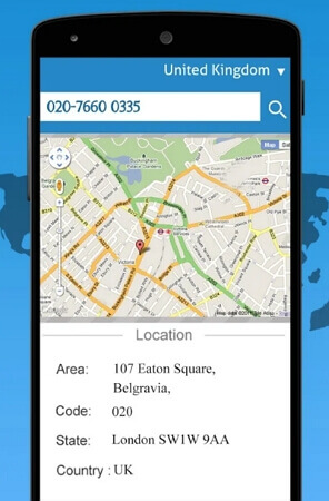 location tracker app