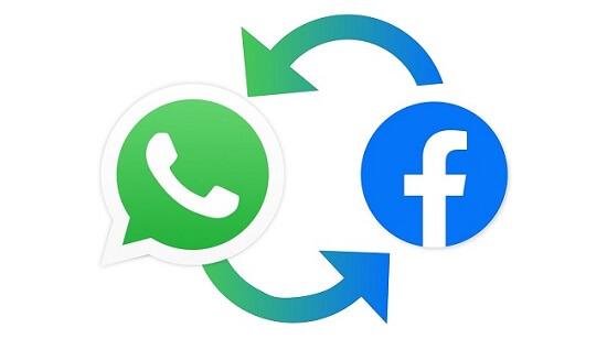 whatsapp facebook data sharing