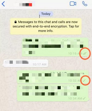 your message will always show one check mark if someone blocked you on whatsapp