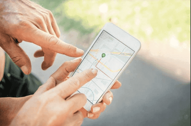 why track phone location